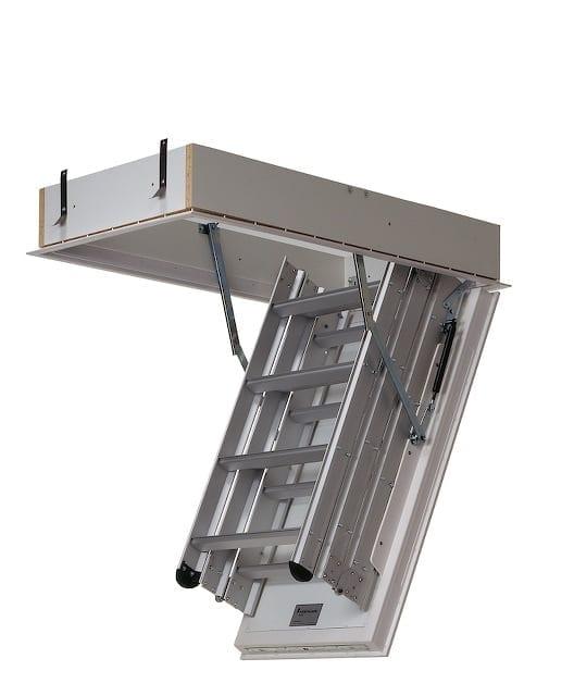 Delux Aluminium Roof Space Ladder Gt 2600 Enzie